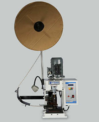 Semi-Automatic Crimping Machine
